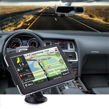 "7"" TFT LCD Truck Car GPS Navigation 8GB Navi FM/USB/MP3/MP4 North America Map"