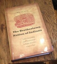 The Brothertown Nation of Indians JARVIS Native American History 2010 First