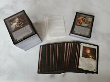 Middle Earth CCG Dark Minions Collection of 339 Cards Including 38 Rares MECCG