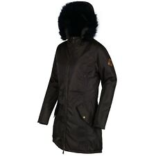 Regatta Womens/Ladies Lucetta Insulated Wind Waterproof Breathable Long Jacket