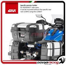 Posterior rack para MONOKEY/MONOLOCK top case para Honda NC750X/S 16> 17
