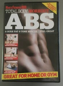Men's Fitness Total Workout Abs DVD