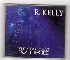 (HX147) R Kelly, She's Got That Vibe - 1991 CD