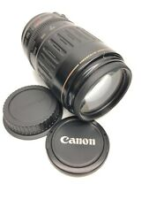 Canon EF 100-300mm f4.5-5.6, Auto/manual Lens Working.