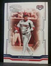 2005 Donruss Throwback Threads Brad Wilkerson #71