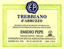 1 magnum d 1,5 lt TREBBIANO D'ABRUZZO doc  2015 EMIDIO PEPE