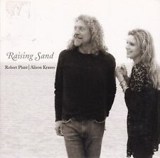 Robert Plant Alison Krauss - Raising Sand Promo **Australian Cardsleeve CD**VGC