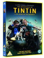 The Adventures Of Tintin - Il Segreto Di The Unicorn DVD Nuovo DVD (PHE1563)