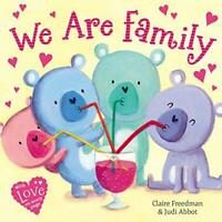We Are Family by Freedman, Claire, NEW Book, FREE & FAST Delivery, (Paperback)