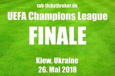 2x Kategorie 1 UEFA Champions League Finale Kiew 26.05. Tickets Karten