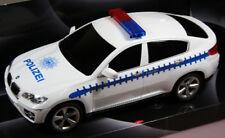 BMW X6 RC Polizei Funk Rennwagen, Auto mit Licht 1:14