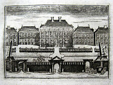 FRIEDEN VON RIJSWIJK TER NIEUWBURG DEN HAAG 1697 TREATY OF RYSWICK TRAITÉ VREDE