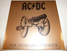 AC/DC - For those about to Rock ***Vinyl-LP***NEW***sealed***