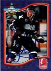 Danis Smith autographed Hockey Card Windsor Spitfires 1998 Bowman CHL Stars #37
