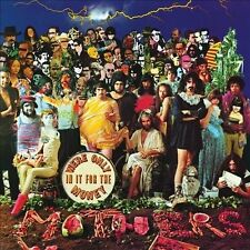 We're Only in It for the Money by Frank Zappa/The Mothers of Invention, CD, 2012