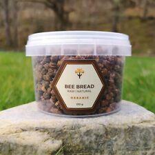 170g Organic BEE BREAD   PERGA   Vitamins rich Naturally fermented Bee Pollen