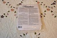 "HERRSCHNER Pkg Stamped Pillowcases #113410 ""Girl as Angel"" for Hand Embroid. NEW"