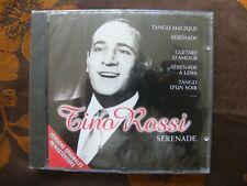 CD TINO ROSSI - Serenade   NEUF SOUS BLISTER