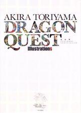 NEW Akira Toriyama Dragon Quest Illustrations ARTWORKS MANGA from JAPAN