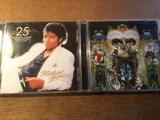 Michael Jackson [2 CD Alben] Thriller + Dangerous