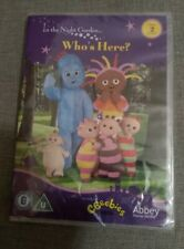 In the Night Garden   'Who's Here'     [DVD]    Brand New!!