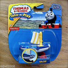 Thomas & Friends SKIFF Take-N-Play diecast boat train railboat sailboat