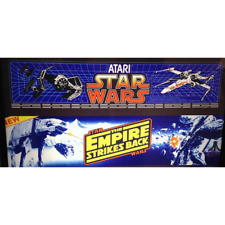 Star Wars SW/ESB multigame kit Vector Labs High Score Save Kit Arcade Game