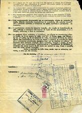 BRAZIL ESTADO RIO NITEROI DOCUMENTS 1953/63