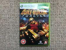 Duke Nukem Forever - Xbox 360 Complete UK PAL