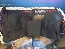 WeatherTech Over-The-Hump FloorLiner Dodge Ram 2500/3500 Mega Cab  2010-2011 BLK