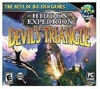 Hidden Expedition: Devil's Triangle (PC, 2010) BRAND NEW SEALED SHIPS NEXT DAY