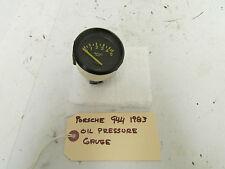 PORSCHE 944 N/A EARLY MODEL OIL PRESSURE GAUGE OEM VDO 94464111701