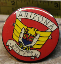 Arizona Motorcycle Drill Team Collectible Pin
