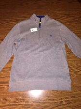 Aeropostale Prince & Fox, 1/2 Zip, Pull Over, Mens, Size: Small