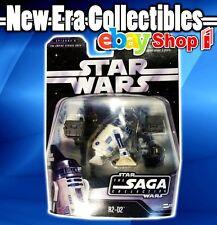 Star Wars - R2-D2 Figurine W/ Hologram - The Saga Collection #010 - Hasbro 2006
