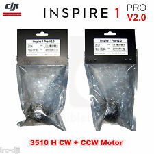 DJI Inspire 1 PRO V2.0 RC Drone 3510 H Brushless CW CCW Motor For M1,M2,M3,M4