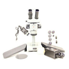 Microscope Mbs 10 Conservation Russia