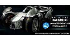 Batman Arkham Knight: Prototype Batmobile Skin DLC [Xbox One XB1] NEW Email Sent
