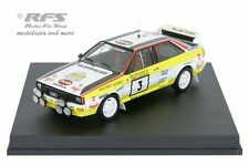Audi Quattro a2-Rally de Finlandia 1984-blomqvist Cederberg - 1:43 Trofeu 1623