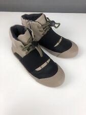 Boys ZARA Shoe Trainers Size UK 13/1 EU 32/33 Brown Black NEW