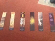Set Of Six The Da Vinci Code Lenticular Bookmarks