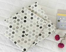 Bell bell 100% Cotton Fabric Modern Patch dots Quilting patchwork spots fft142*