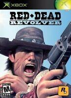 Red Dead Revolver - Microsoft Xbox XBX