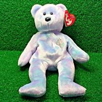 NEW Ty Beanie Baby 2001 Issy Singapore Four Seasons Hotel Exclusive Bear - MWMT
