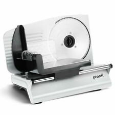 Pronti Electric Food Slicer 200W