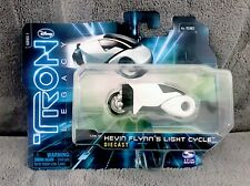 Tron Legacy Kevin Flynn's Light Cycle Die Cast New Spin Master