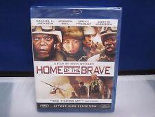 HOME OF THE BRAVE Blu-Ray b Dvd Samuel L.Jackson, Jessica Biel *New Sealed NBO