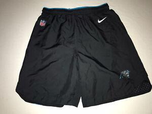 Nike Carolina Panthers On Field Dri-fit Shorts Size: XL