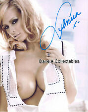 JENNA JAMESON signed photo - former glamour model & adult movie star - D7112