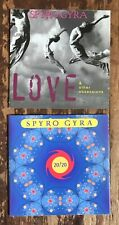 Spyro Gyra 20/20 Lenticular Cover (Small Crack) + Love & Other Obsessions 2 CDs